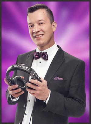 Rafał Party Serwis dj na wesele, skrzypce elektryczne