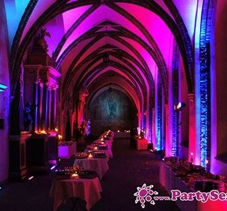 PartySerwis.info - galeria dekoracje świetlne